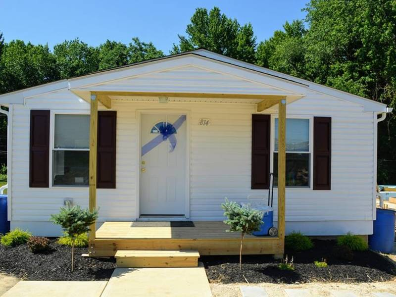 2 Habitat Homes Donated In Harford