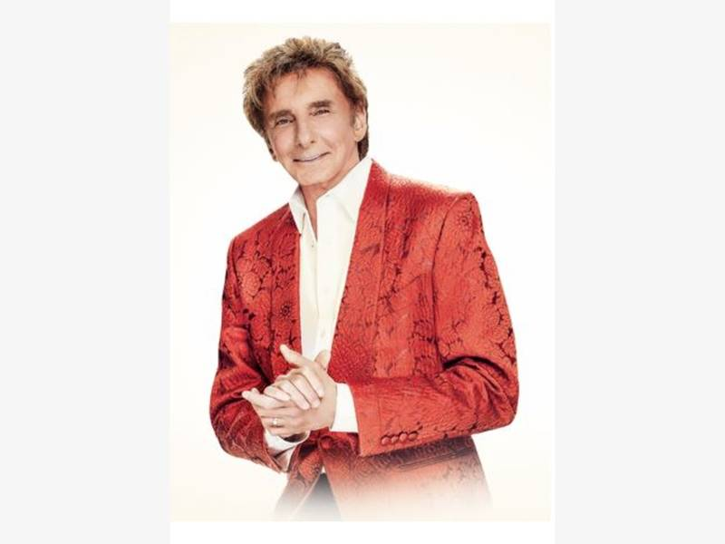 Barry Manilow Brings \'A Very Barry Christmas!\' To The Desert | Palm ...
