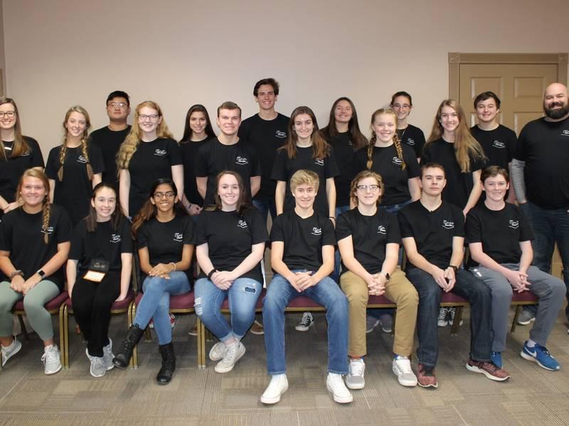 Teen Leadership Cherokee Class Of 2019 Announced