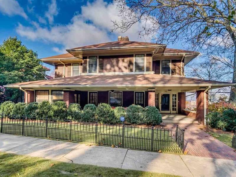 Historic Highland Park Home For Sale