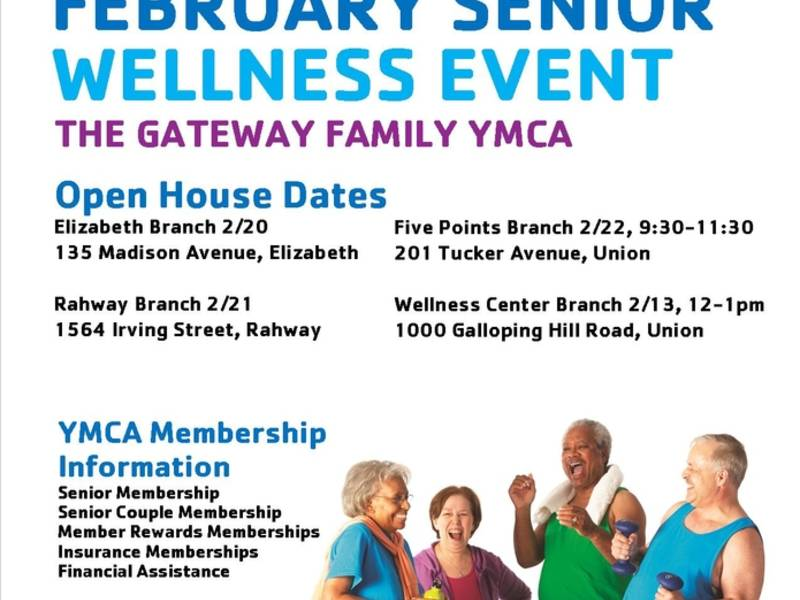 Ymca Senior Membership