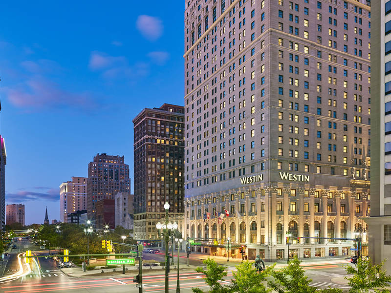 Downtown Detroit Luxury Hotel To Get 20m Refresh 0