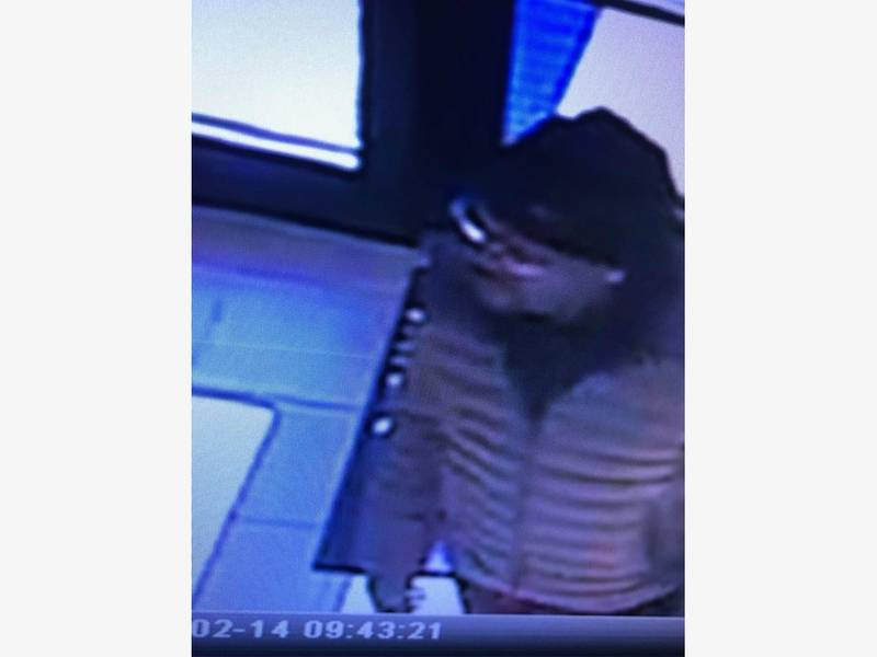 Waterford Police Search For Credit Card Fraud Suspect