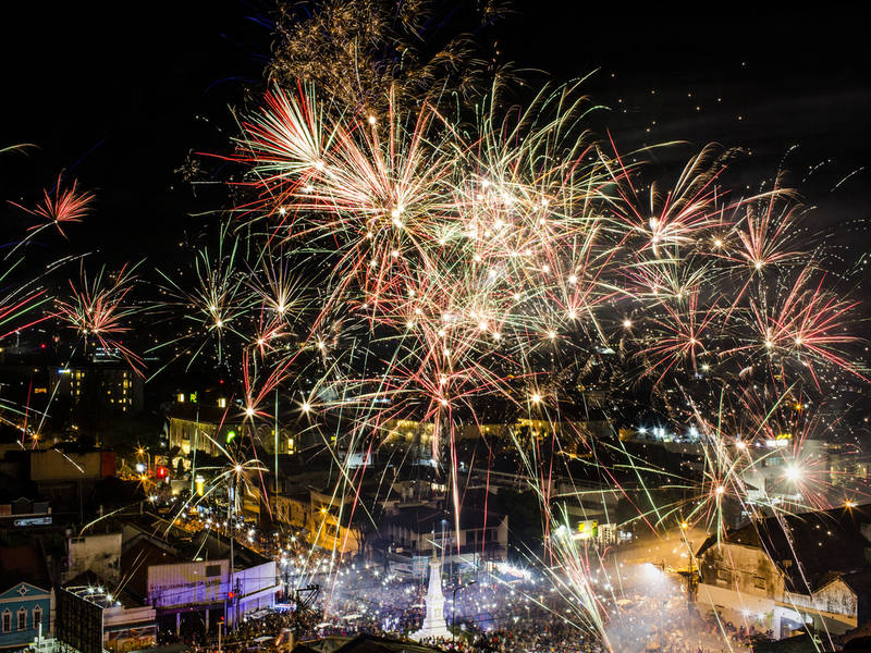 The 10 Best Cities To Celebrate New Years Eve 2018