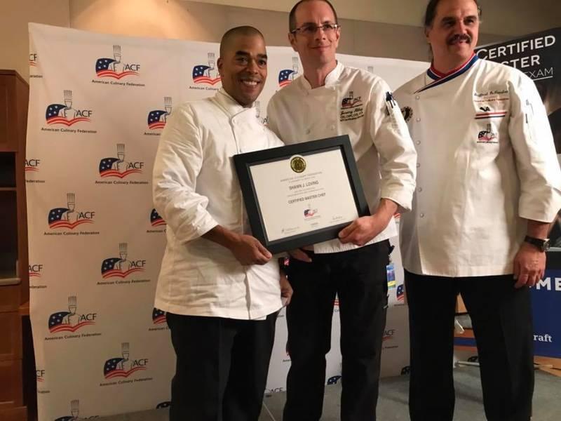 Schoolcraft College\'s Chef Shawn Loving Earns Prestigious Certified ...