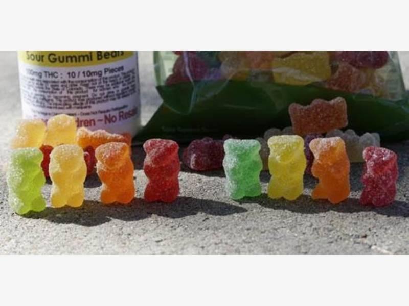 edible candy Medical marijuana