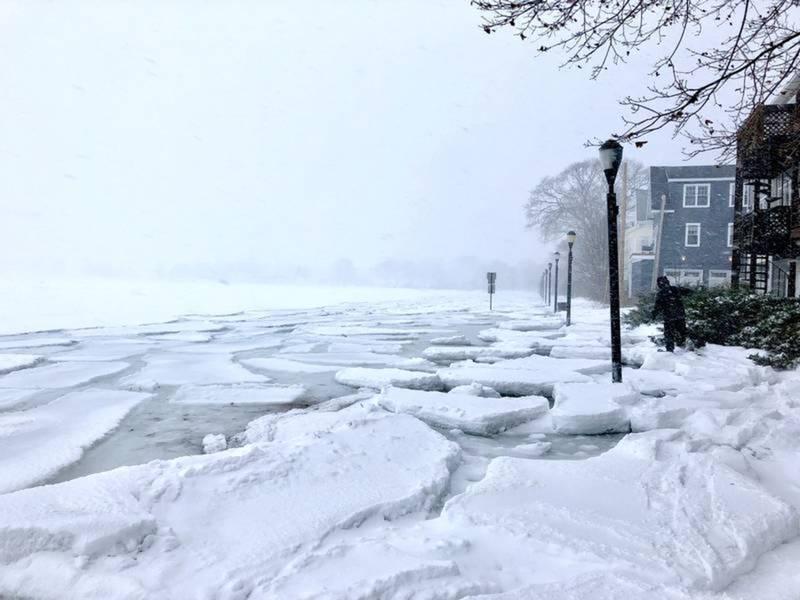 Salem, North Shore Brace For Coastal Flooding | Salem, MA ...