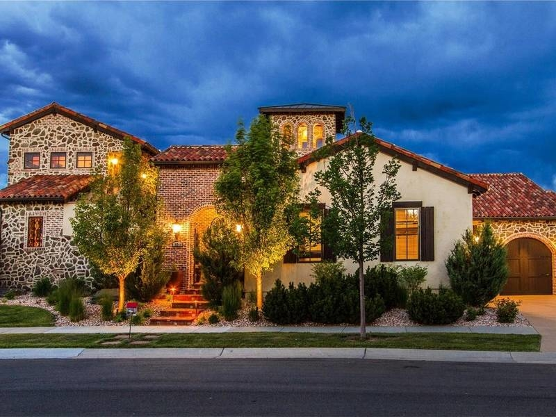 tuscany inspired dream home in lakewood