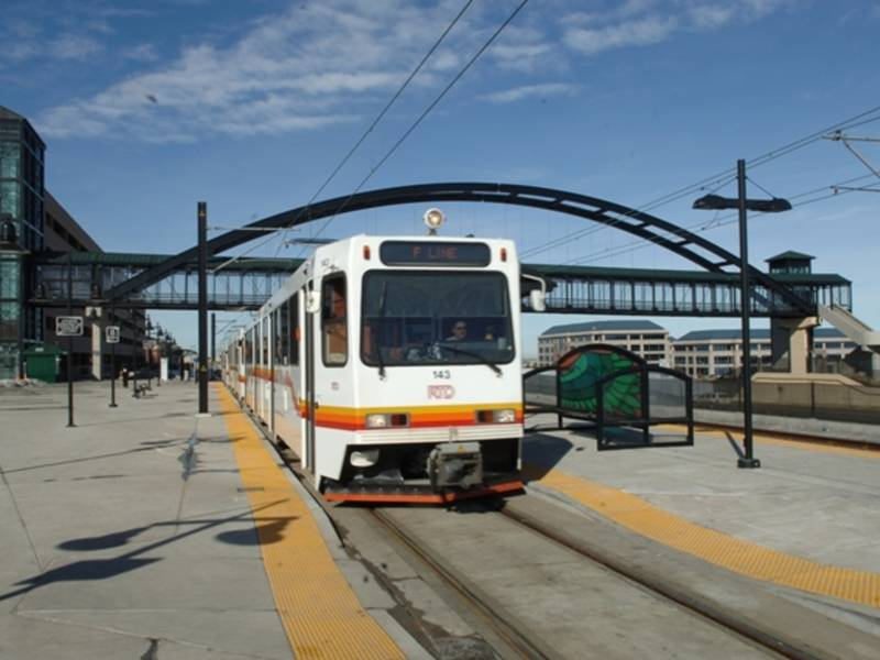 Light Rail Station Closings Rtd Offers Buses And Discount