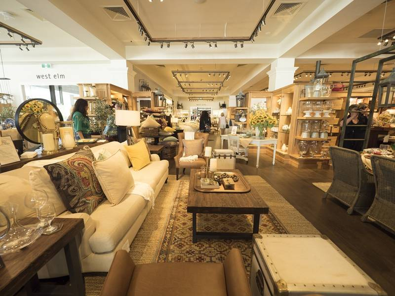 East Village In Des Moines Is New Home To West Elm Store Featuring Local  Artistansu0027