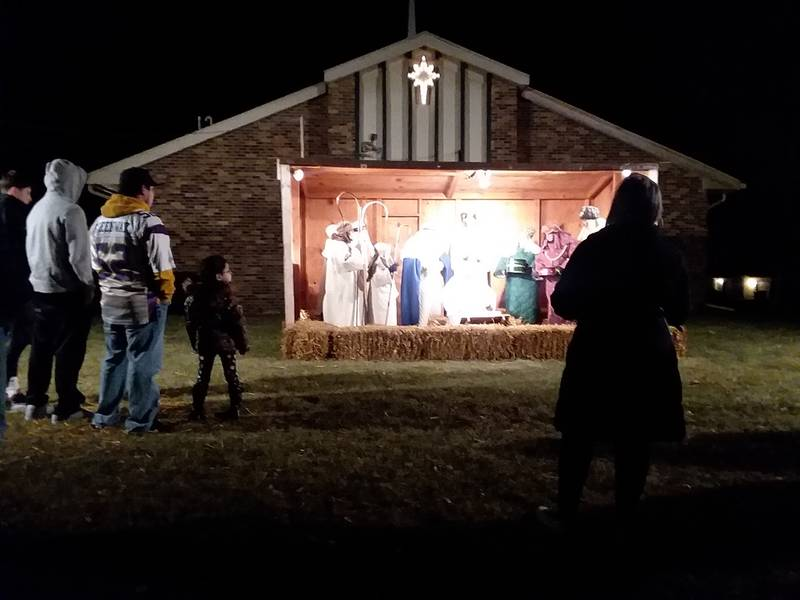 Live Nativities Weekend Photos Where To See Them Next Des Moines Ia Patch