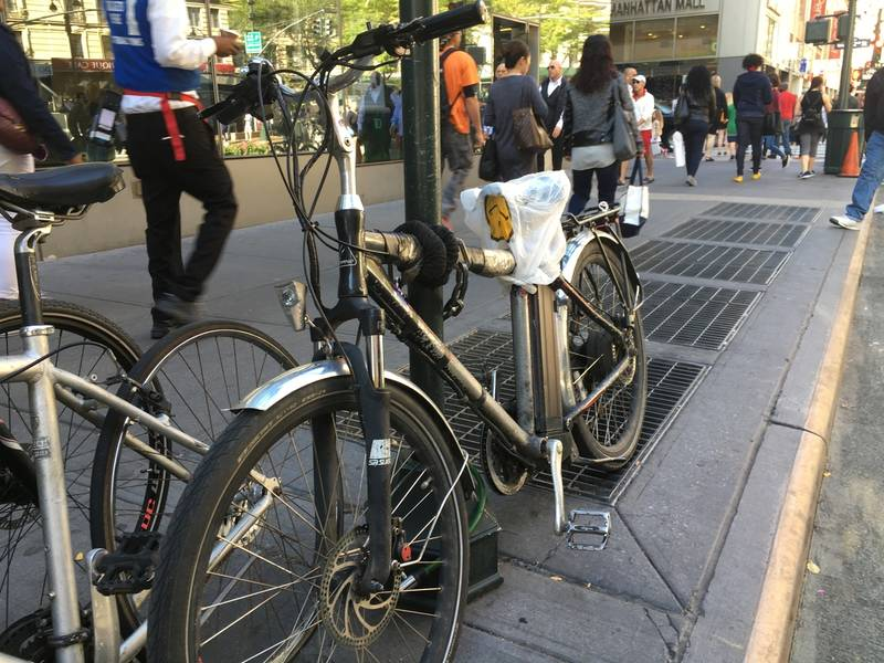 Dangers Of Electric Bikes Not Backed Up By City Records | New York ...