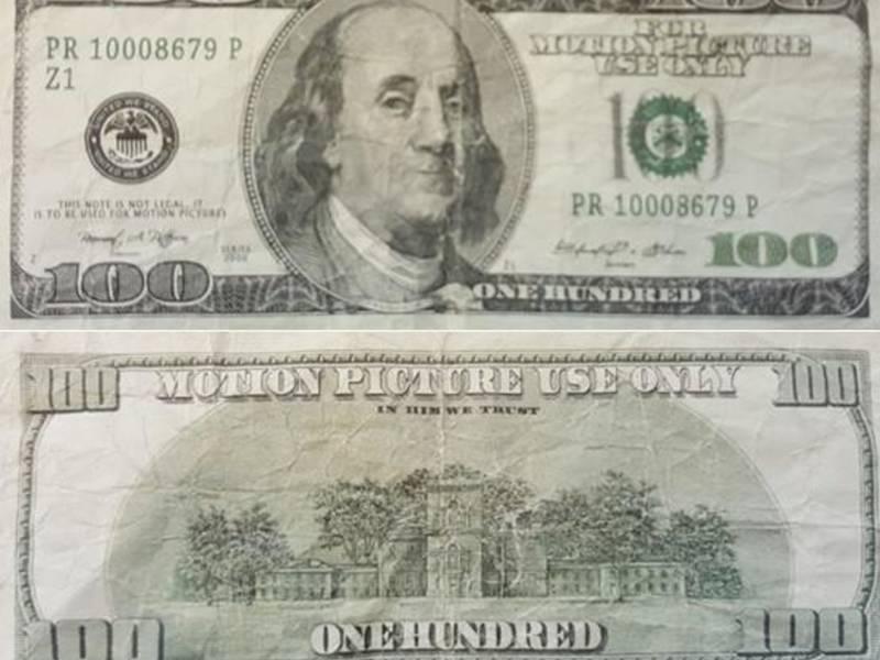 Fake Cash Spotted In Naperville Aurora Cops