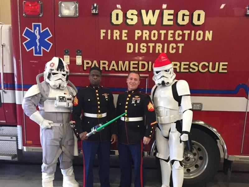 Police Toys For Tots 2017 : Holiday toys for tots drive helps local children