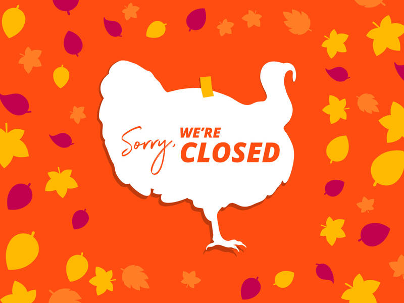 What S Open Closed For Thanksgiving Weekend In Chicago