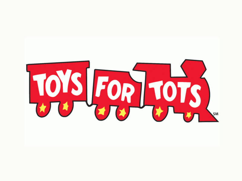 Toys For Tots Logo For T Shirts : Man throws up in donation box ruins kids christmas