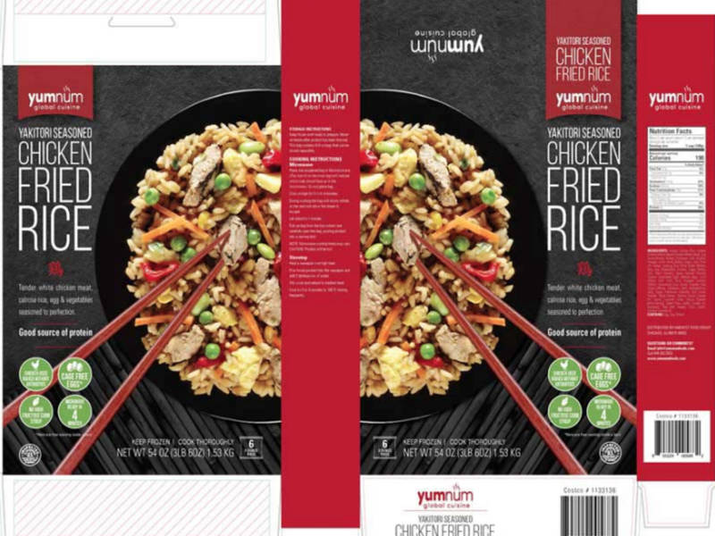 Chicago Food Group Recalls 47k Pounds Of Chicken Fried Rice West