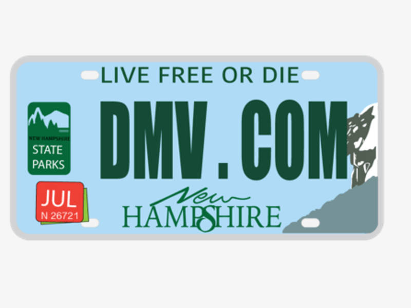 New hampshire dmv to post wait times at five busiest for Department of motor vehicles concord new hampshire