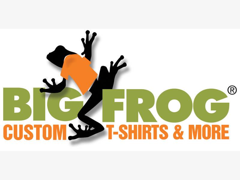 Big Frog Custom T-Shirts & More Leaps into Brighton   Brighton, MI ...
