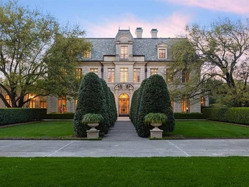 Here 39 s the five most expensive homes for sale in dallas for The house dallas for sale