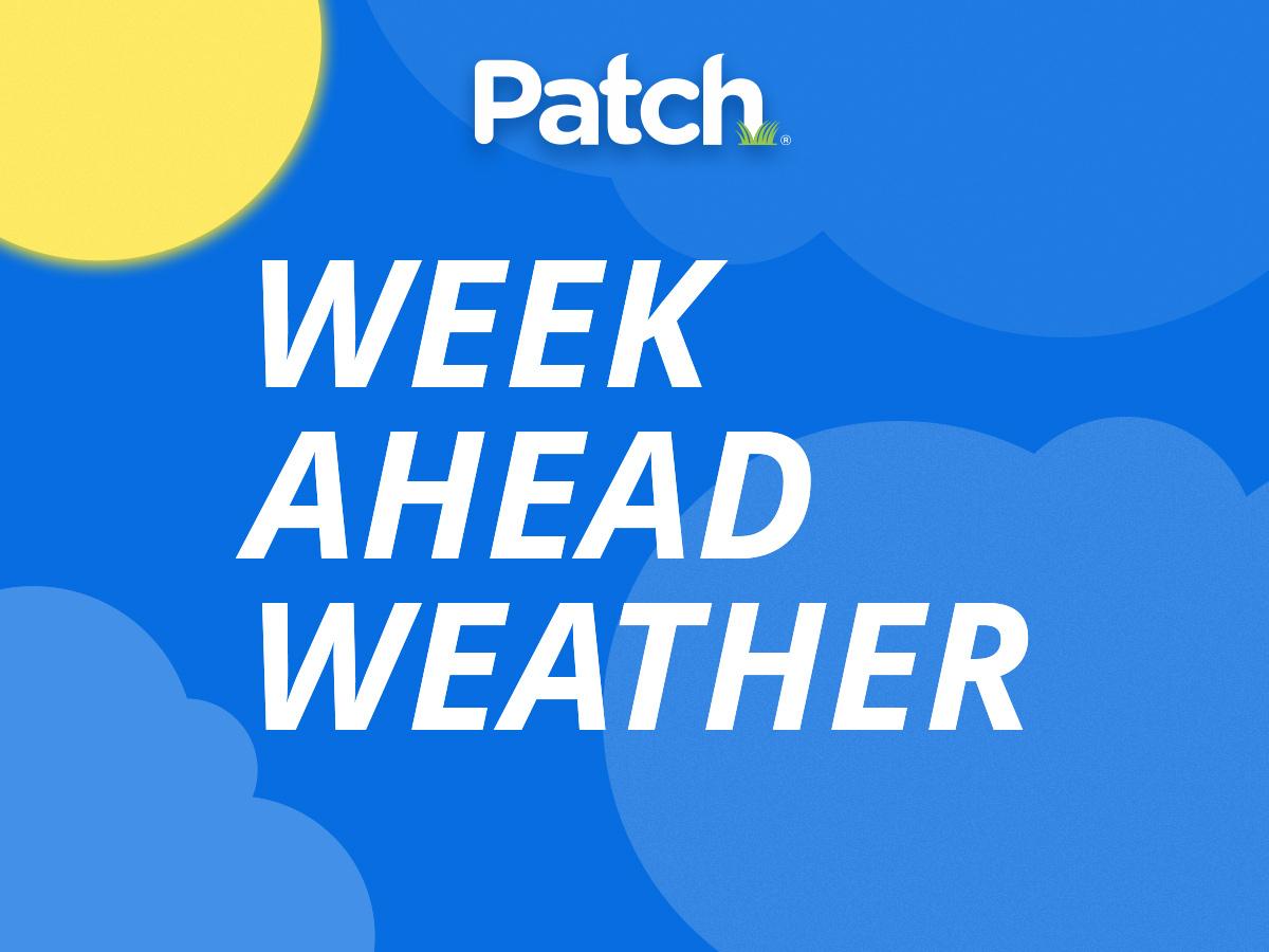A Week Full Of Sun Dallas Forecast