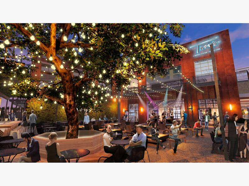 Troy Aikman To Open Restaurant At Texas Live In Arlington