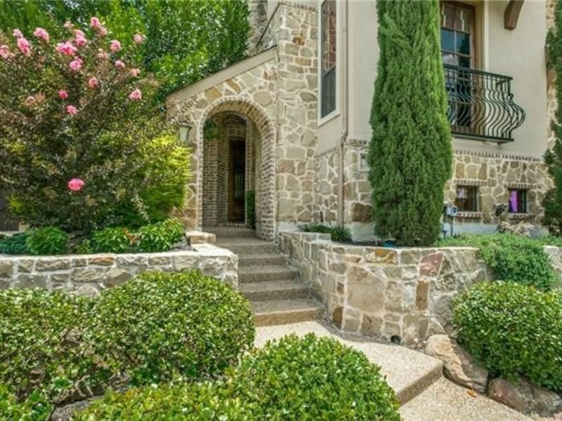 Rustic Plano Home Mirrors Tuscan Villa | Plano, TX Patch