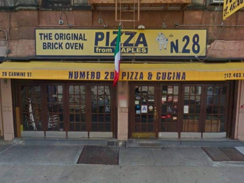 Nyc Based Italian Pizzeria Chain Comes To Forest Hills