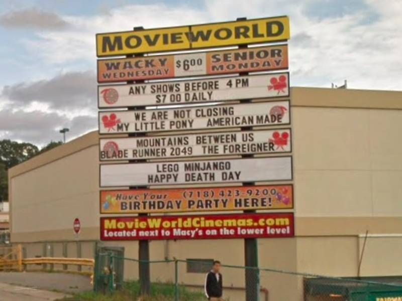 movieworld theater ousted from douglaston plaza bayside