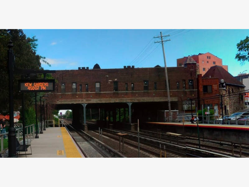 Mta To Repair 90 Year Old Lefferts Blvd Bridge In Kew Gardens Kew Gardens Ny Patch