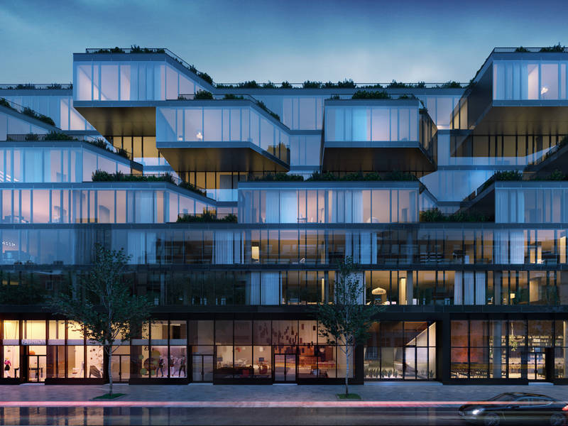 luxury complex begins selling 3m apartments in long island city
