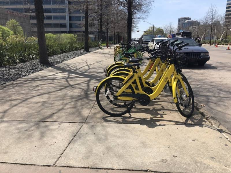 rival bike sharing companies launch in saint louis