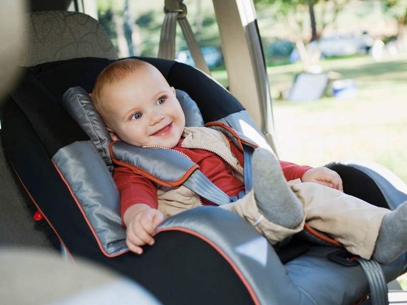 Brookhaven Highway Department Offers Free Child Safety Seat Check