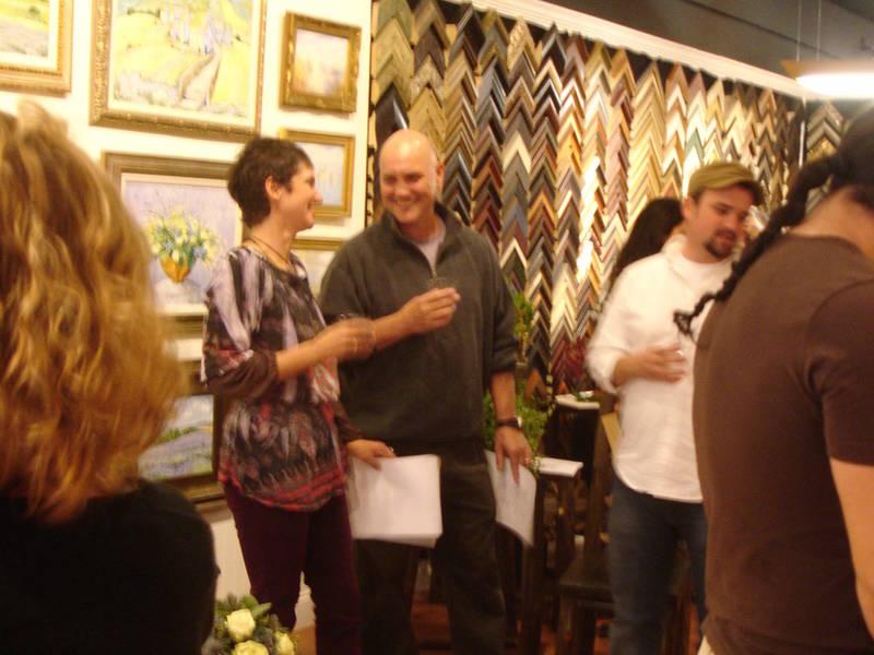 Bedford Village Frame Shop & Gallery 10-Year Celebration Event ...