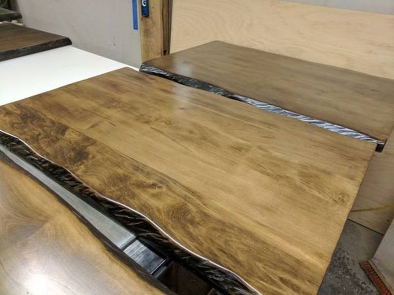 Bon ... Live Edge Wood Tables Hard Wood Table Tops In NJ NY LI CT PA 0 ...