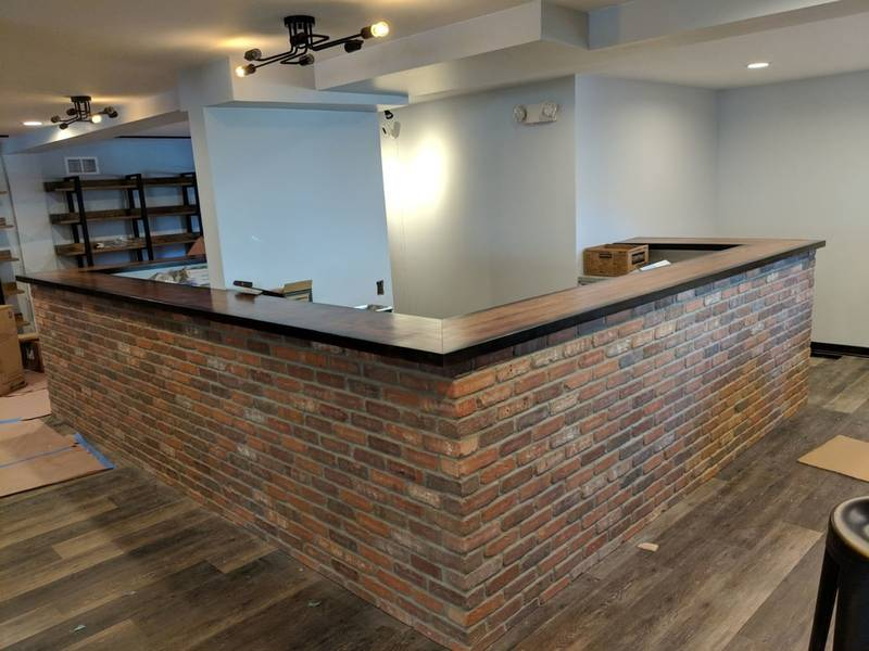Custom wood bar tops, kitchen islands I NJ, NY, CT, PA, LI, MD,DE ...
