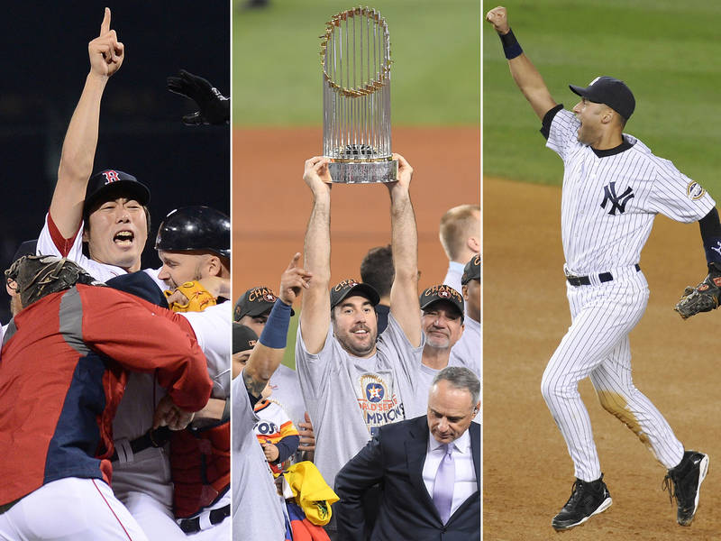 MLB World Series Winners List  A Guide To Past Champions (PHOTOS ... af14c563cca3