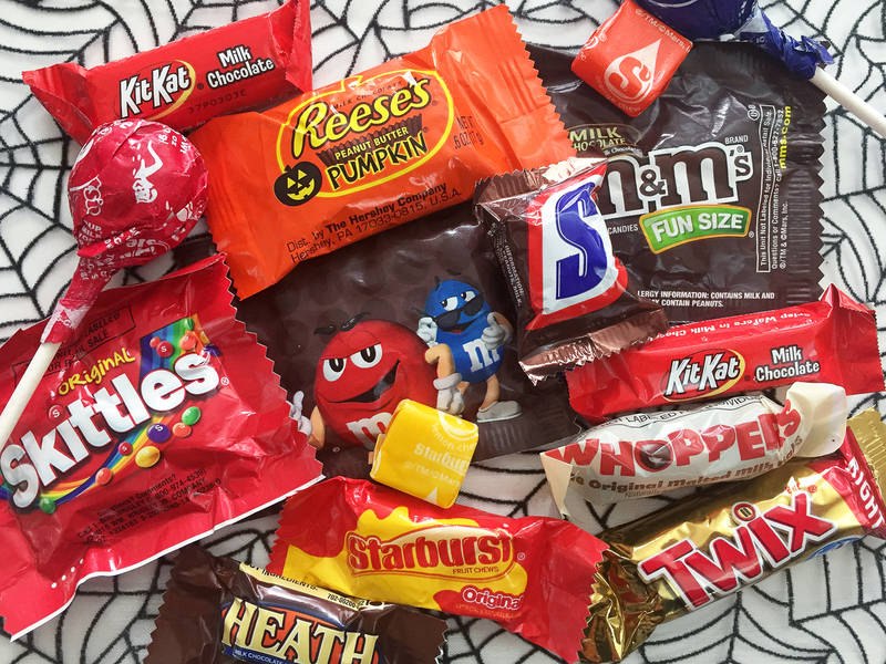 Most Popular Halloween Candy 2018: See Top Sweets In Every ...