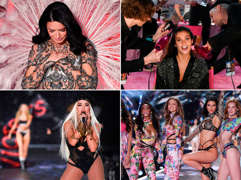 Victoria S Secret Fashion Show 2018 All The Best Moments Photos