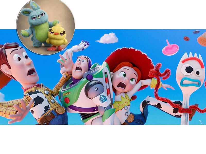 First Toy Story 4 Teaser 5 Things We Learned Photos Across