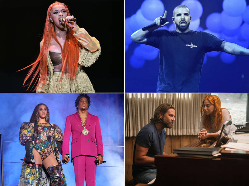 Grammy 2019 Nominations: Grammy Awards Nominations 2019: See The Full List (PHOTOS