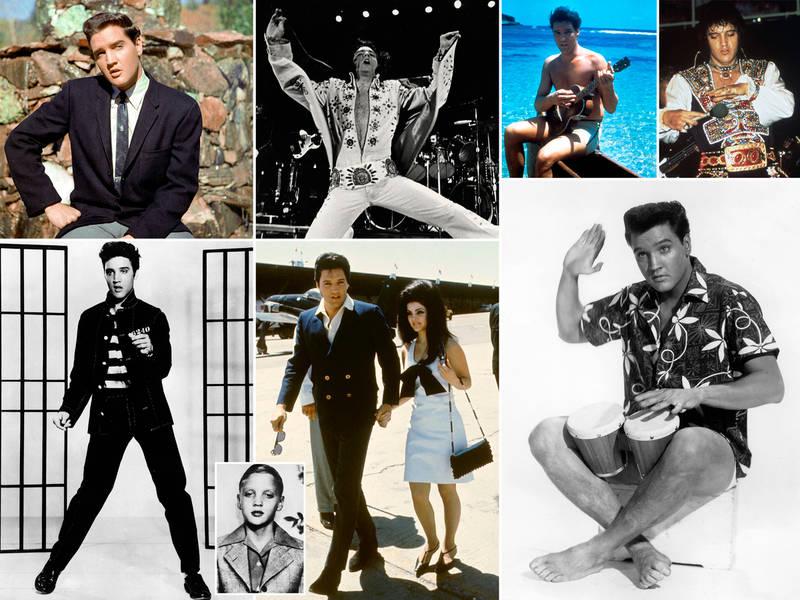 21 Elvis Presley Photos To Honor King Of Rock N Roll S Birthday