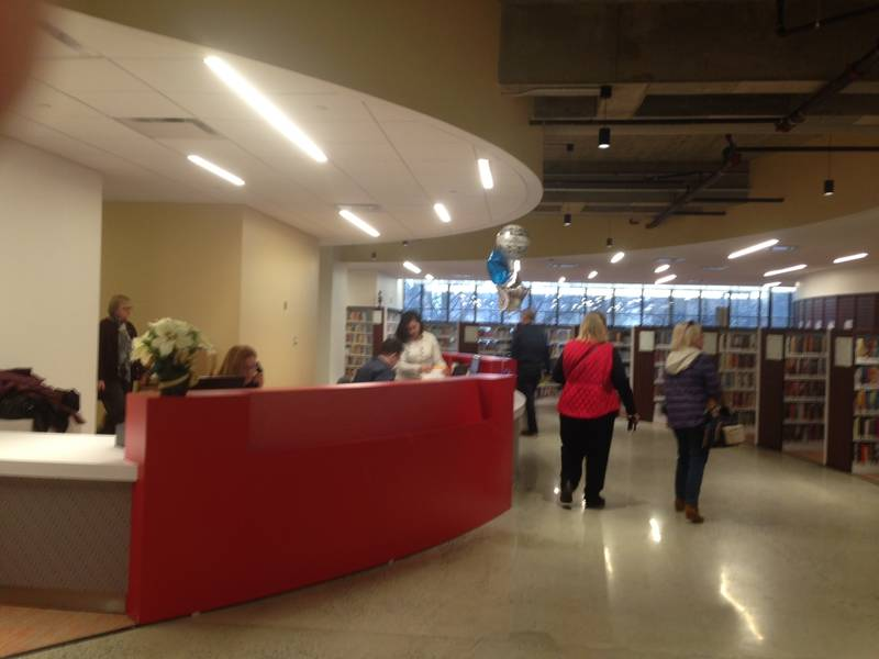 New Haven Public Library Children S Room