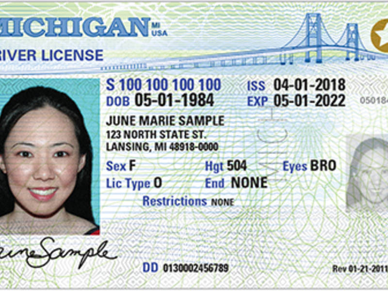 michigan issuing real id compliant licenses detroit mi patch
