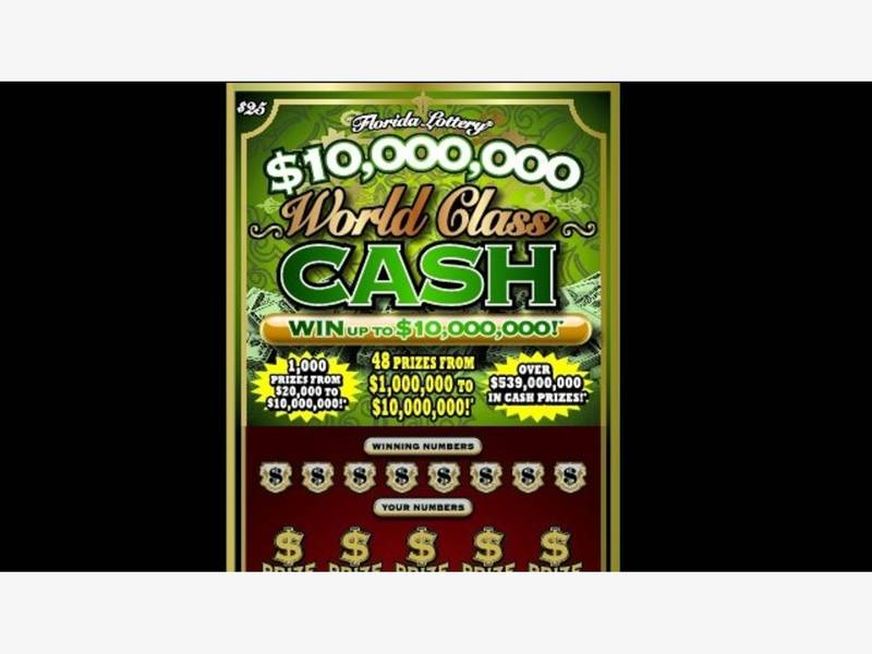 Which Florida Lottery Scratch Off Has The Best Odds | ImgBos com