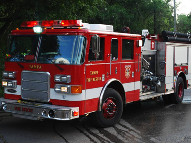 how to become a florida firefighter emt