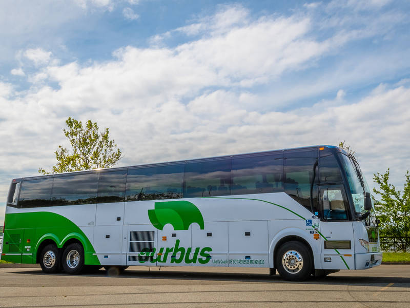 New Bus Service Connects Tampa, Sarasota With East Coast