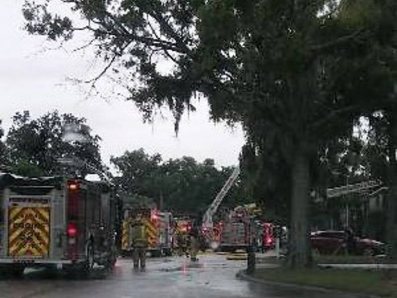 Winter Haven Apartment Fire Leaves 4 Families Homeless ...