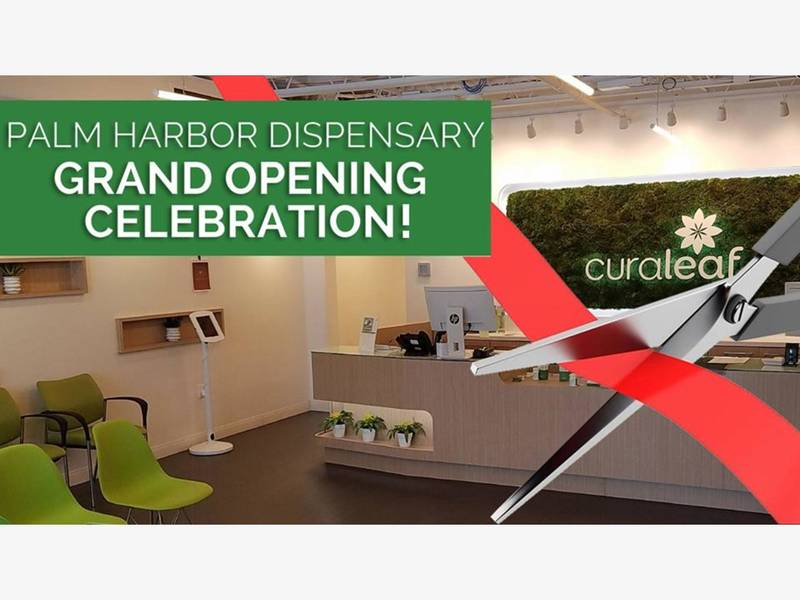 Curaleaf Opens Floridas 1st Drive Through Marijuana Dispensary