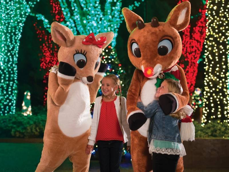 Busch Gardens Extends Its Holiday Celebration Through Jan. 6